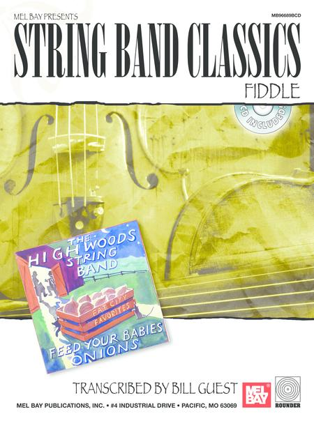 String Band Classics for Fiddle
