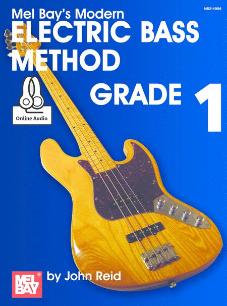 Modern Electric Bass Method, Grade 1