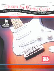 Classics for Electric Guitar