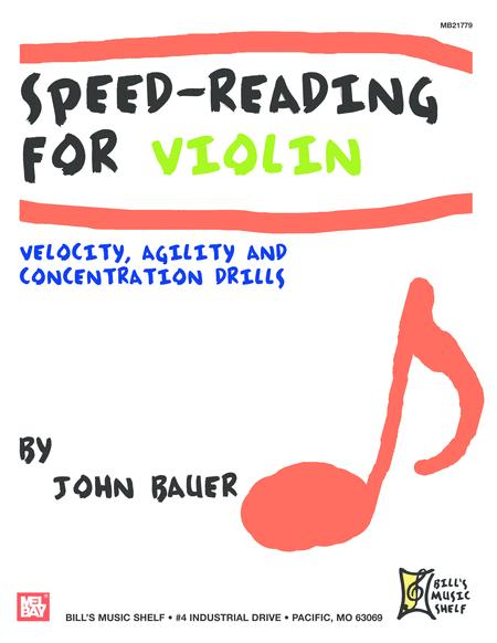 Speed-Reading for Violin
