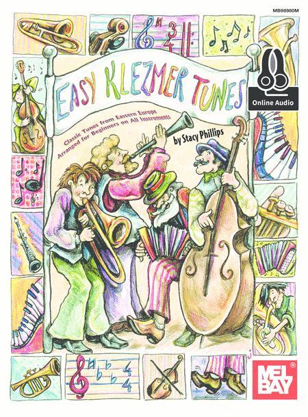 Easy Klezmer Tunes