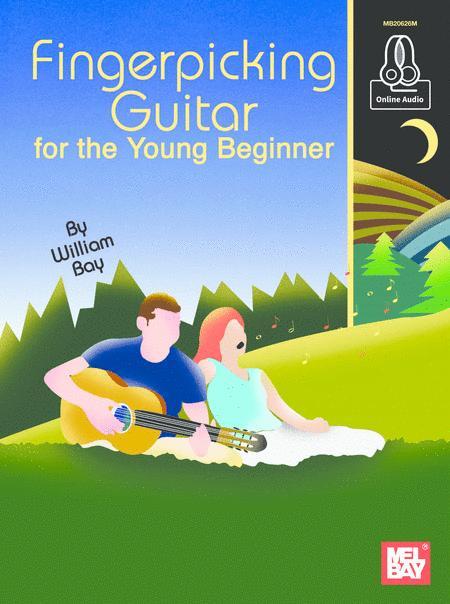 Fingerpicking Guitar for the Young Beginner