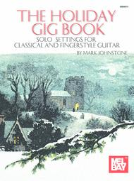 The Holiday Gig Book