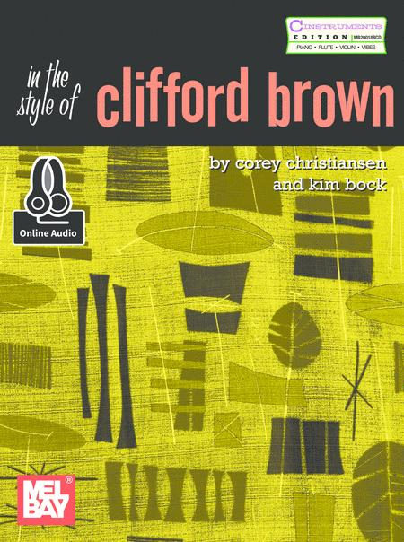 Essential Jazz Lines: In the Style of Clifford Brown-C Edt