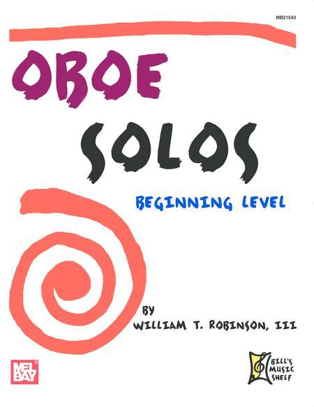 Oboe Solos - Beginning Level