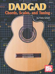 Dadgad Chords, Scales & Tuning