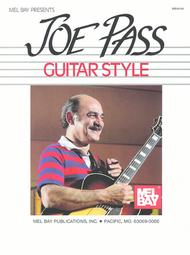 Joe Pass Guitar Style