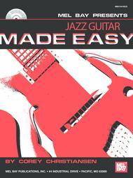 Jazz Guitar Made Easy