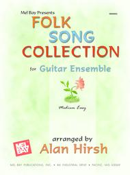 Folk Song Collection for Guitar Ensemble