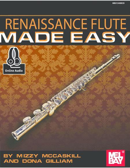 Renaissance Flute Solos Made easy