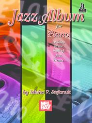 Jazz Album for Piano
