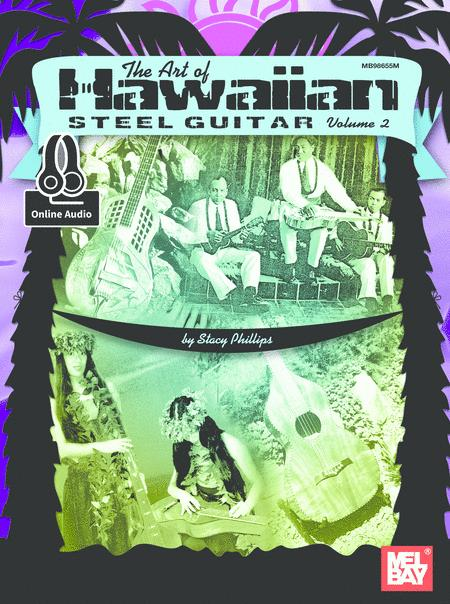 Download The Art Of Hawaiian Steel Guitar Volume 2 Sheet Music By