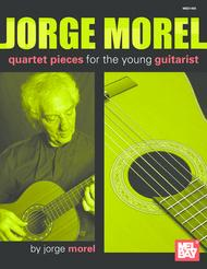 Jorge Morel, Quartet Pieces for the Young Guitarist