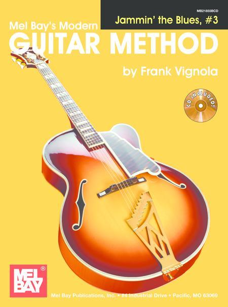 Modern Guitar Method, Jammin the Blues #3
