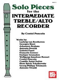 Solo Pieces for the Intermediate Treble/Alto Recorder