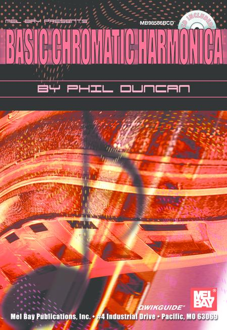 Basic Chromatic Harmonica