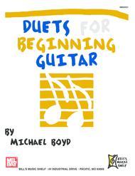Duets for Beginning Guitar