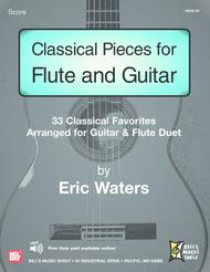 Classical Pieces for Flute and Guitar