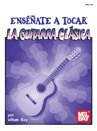 You Can Teach Yourself Classic Guitar in Spanish