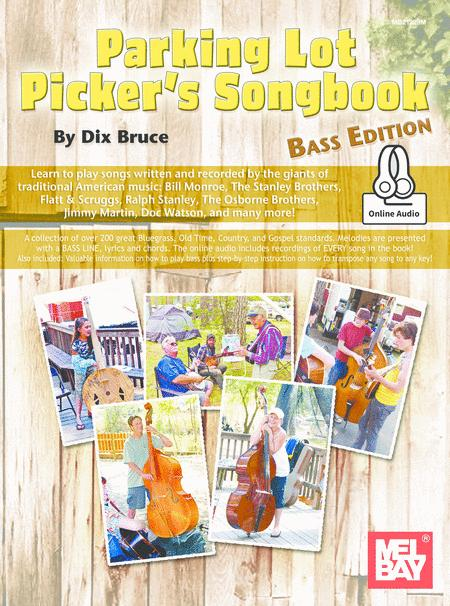 Parking Lot Picker's Songbook - Bass Edition
