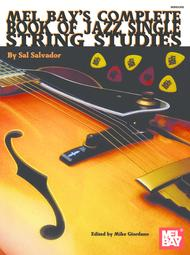 Complete Book of Jazz Single-String Studies