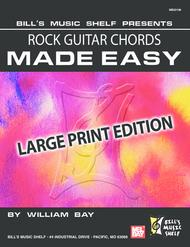 Rock Guitar Chords Made Easy