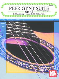 Peer Gynt Suite, Op. 46 (Plus Soveig's Song)