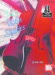 Jazz Violin Studies