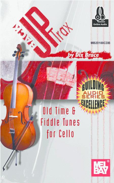Backup Trax: Old Time & Fiddle Tunes for Cello