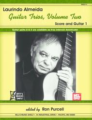 Laurindo Almeida Guitar Trios, Volume Two