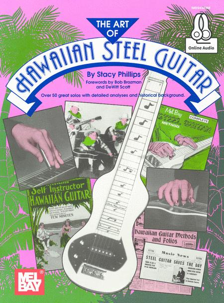 Download The Art Of Hawaiian Steel Guitar Sheet Music By Stacy