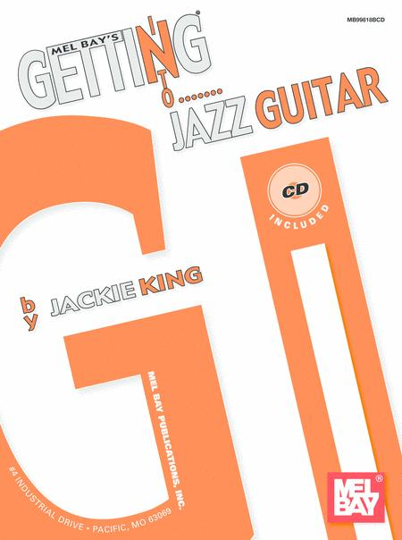 Getting into Jazz Guitar Book