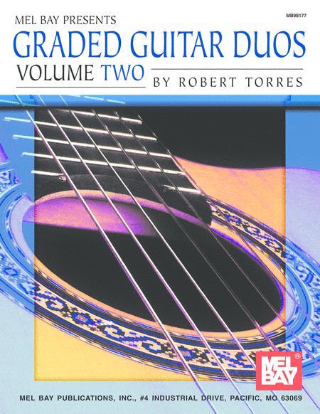 Graded Guitar Duos, Volume 2