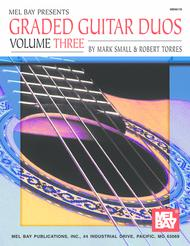Graded Guitar Duos, Volume 3