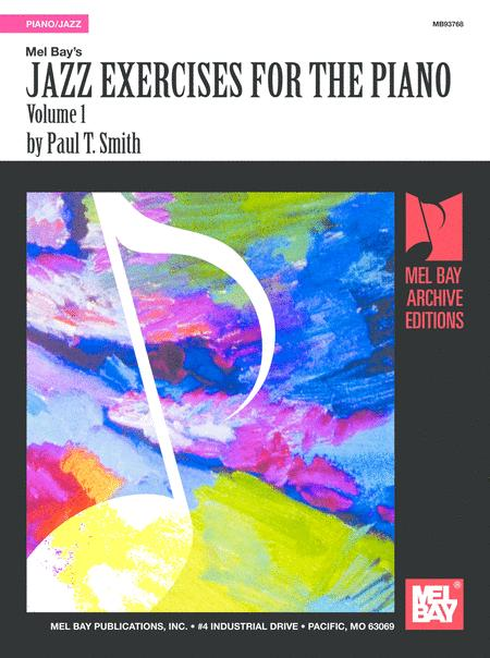 Jazz Exercises for the Piano, Volume 1