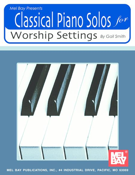 Classical Piano Solos for Worship Settings