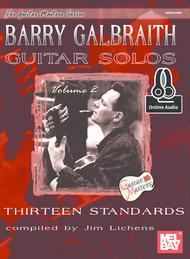 Barry Galbraith Guitar Solos Volume 2