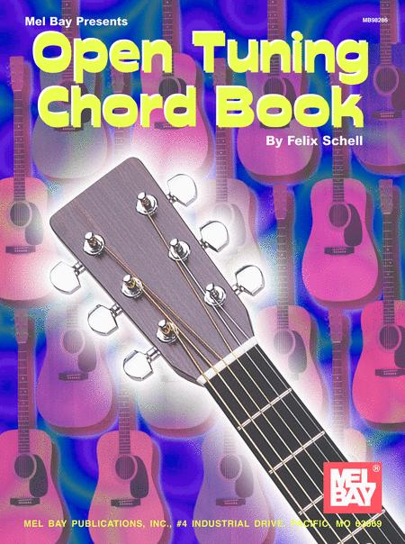 Download The Open Tuning Chord Book Sheet Music By Felix