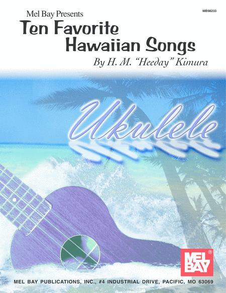 Ten Favorite Hawaiian Songs