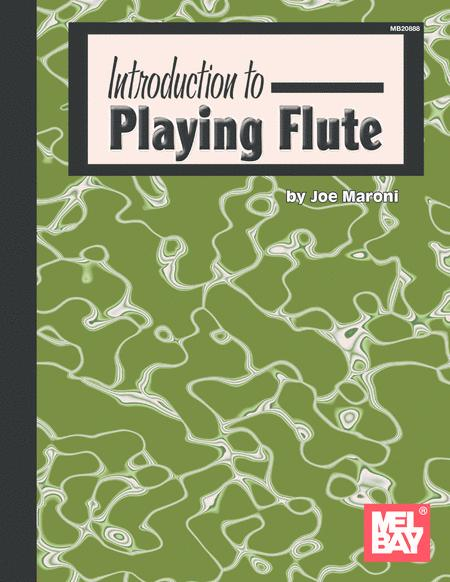 Introduction To Playing Flute