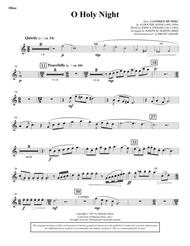 O Holy Night (from Carols For Choir And Congregation) - Oboe