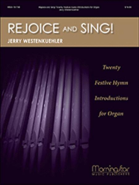 Rejoice and Sing! Twenty Festive Hymn Introductions for Organ