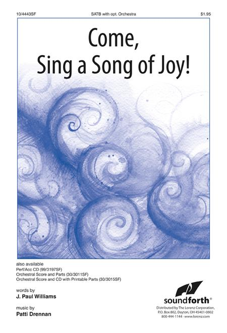 Come, Sing a Song of Joy!