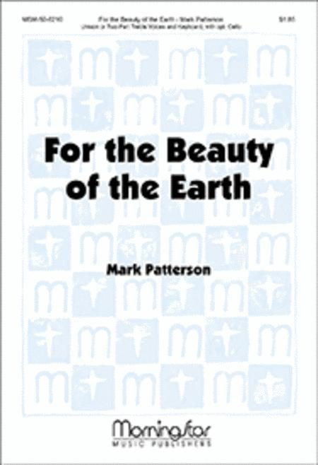 For the Beauty of the Earth (Choral Score)