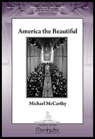 America the Beautiful (Choral Score)