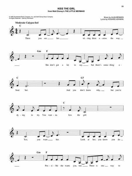 Preview The Easy 4-Chord Fake Book By Various (HL.118752) - Sheet ...