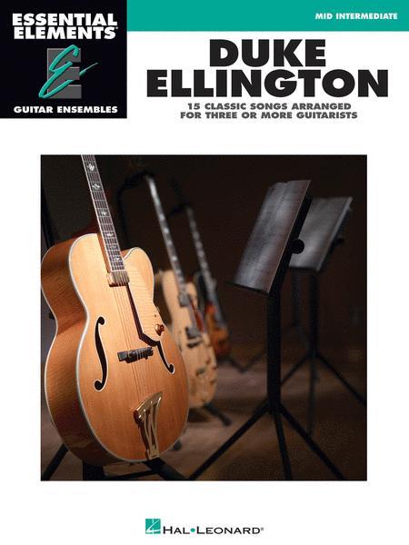 duke ellington essential elements guitar ensembles sheet music by duke ellington sheet music. Black Bedroom Furniture Sets. Home Design Ideas
