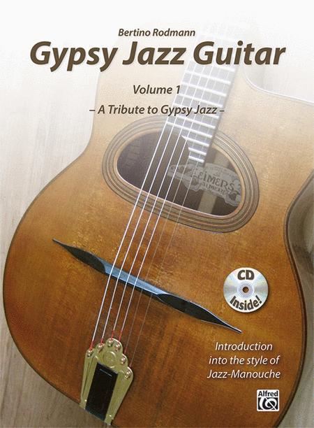 Gypsy Jazz Guitar, Volume 1