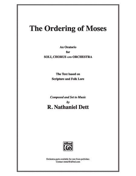 The Ordering of Moses