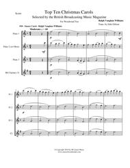 Sussex Carol by Vaughan Williams for Woodwind Trio